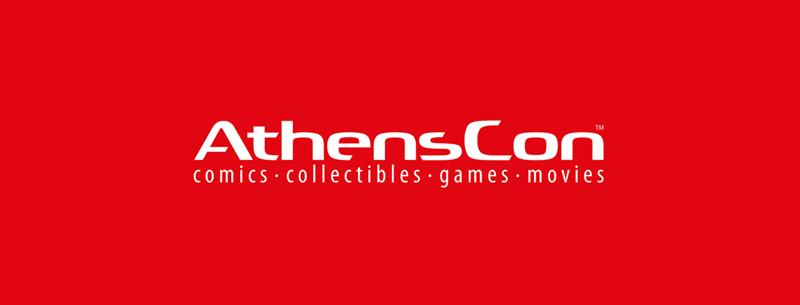 AthensCon 2019   30 Νοεμβρίου - 1 Δεκεμβρίου