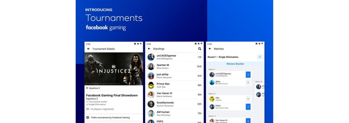 Tournaments   Η νέα λειτουργία του Facebook