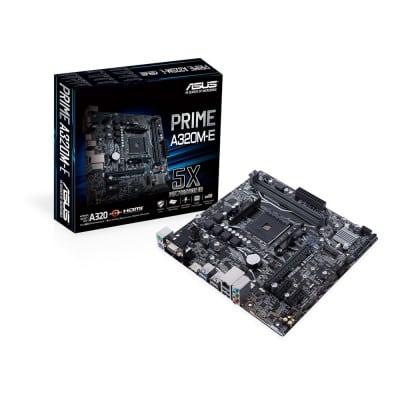 ASUS PRIME A320M-E μητρική κάρτα Υποδοχή AM4 Micro ATX AMD A320