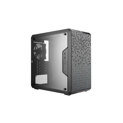 Cooler Master MasterBox Q300L Midi-Tower Μαύρο