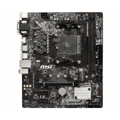 MSI B450M PRO-M2 MAX μητρική κάρτα Υποδοχή AM4 Micro ATX AMD B450