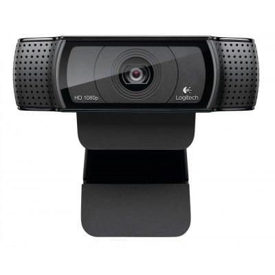 Logitech C920 κάμερα web 15 MP 1920 x 1080 pixels USB 2.0 Μαύρο