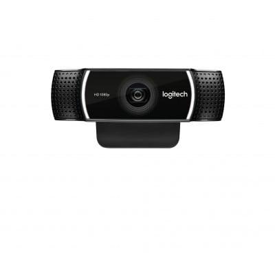 Logitech C922 κάμερα web 1920 x 1080 pixels USB Μαύρο