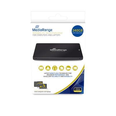 MediaRange MR1002 internal solid state drive 2.5'' 240 GB Serial ATA III TLC