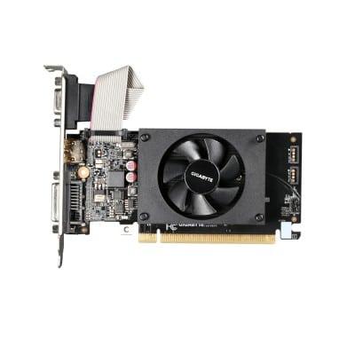 Gigabyte GV-N710D3-2GL κάρτα γραφικών GeForce GT 710 2 GB GDDR3
