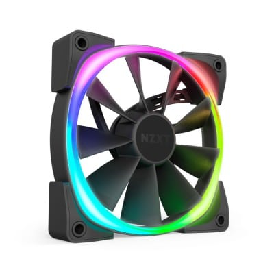 NZXT HF-28120-B1 computer cooling component Computer case Fan