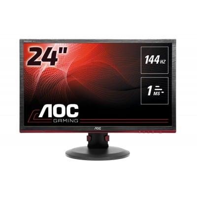 AOC Gaming G2460PF επίπεδη οθόνη 59,9 cm (23.6'') 1920 x 1080 pixels Full HD LED Ματ Μαύρο