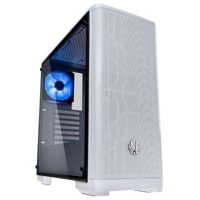 BitFenix Nova Mesh TG Desktop White