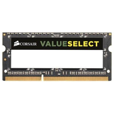 Corsair 4GB 1600MHz DDR3 SODIMM memory module