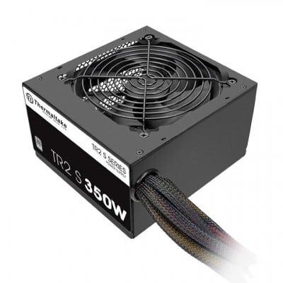 Thermaltake TRS-350AH2NK power supply unit 350 W ATX Black