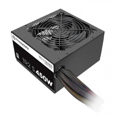 Thermaltake TR2 S power supply unit 450 W ATX Black