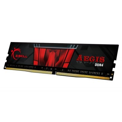 G.Skill Aegis 16 (1x16) GB DDR4 3200 MHz  (F4-3200C16S-16GIS)