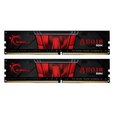 G.Skill Aegis  32 (2x16) GB DDR4 3200 MHz (F4-3200C16D-32GIS)
