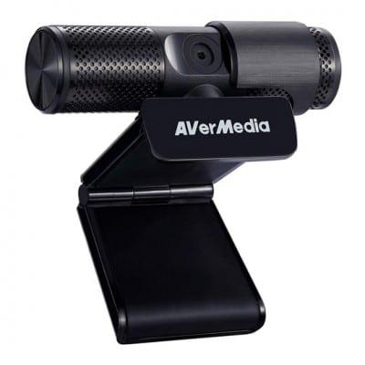 AVerMedia PW313 webcam 2 MP 1920 x 1080 pixels USB 2.0 Black