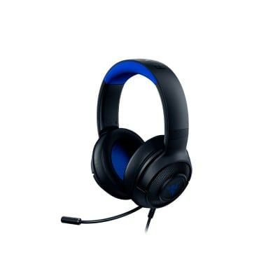 Razer Kraken X Console Headset Head-band Black,Blue