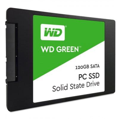 Western Digital Green 2.5'' 120 GB Serial ATA III