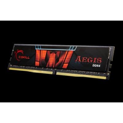 G.Skill Aegis 8 (1x8) GB DDR4 3000 MHz (F4-3000C16S-8GISB)
