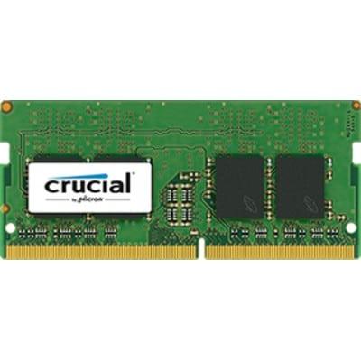 Crucial 8GB DDR4 2400 MT/S 1.2V memory module 2400 MHz