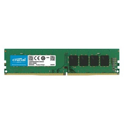 Crucial CT4G4DFS824A memory module 4 GB DDR4 2400 MHz