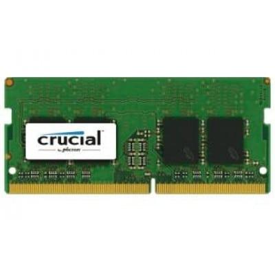 Crucial 4GB DDR4 memory module 2400 MHz