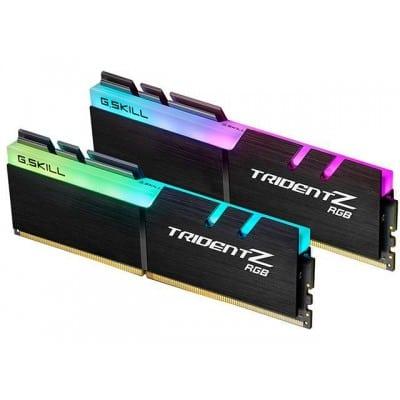 G.Skill Trident Z RGB F4-3200C16D-32GTZR memory module 32 GB DDR4 3200 MHz