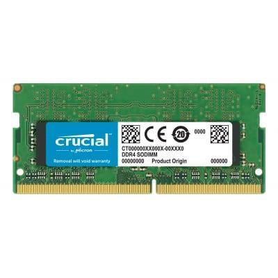Crucial 16GB DDR4-2400MHz (CT16G4SFD824A) 1 x 16 GB