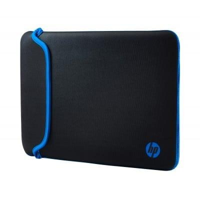 HP V5C27AA τσάντα φορητού υπολογιστή 35,6 cm (14'') Θήκη Sleeve Μαύρο, Μπλε