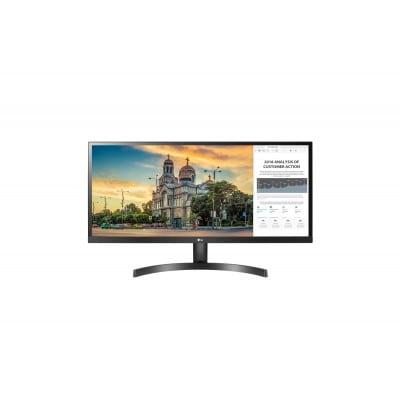 LG 34WL500-B επίπεδη οθόνη 86,4 cm (34'') 2560 x 1080 pixels UltraWide Full HD LED Μαύρο