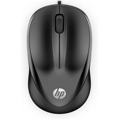 HP 1000 ποντίκι USB Τύπου-A 1200 DPI Αμφιδέξιο
