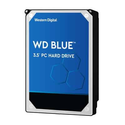 Western Digital Blue 3.5'' 2000 GB Serial ATA III