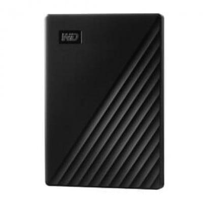 Western Digital My Passport external hard drive 4000 GB Black