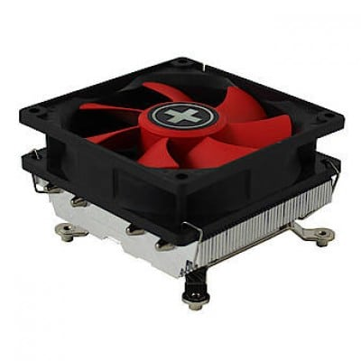 Xilence XC041 computer cooling component Processor Cooler 9.2 cm Black,Red
