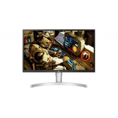 LG 27UL550 68,6 cm (27'') 3840 x 2160 pixels 4K Ultra HD LED Ασημί