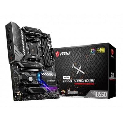 MSI MAG B550 Tomahawk Υποδοχή AM4 ATX AMD B550
