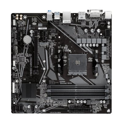 Gigabyte MB A520M DS3H Υποδοχή AM4 micro ATX
