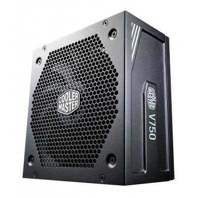 Cooler Master V750 Gold-V2 μονάδα τροφοδοσίας 750 W 24-pin ATX ATX Μαύρο