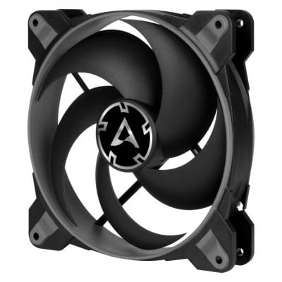ARCTIC BioniX P120 Θήκη υπολογιστή Ανεμιστήρας 12 cm Μαύρο, Γκρι