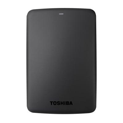Toshiba Canvio Basics 2TB εξωτερικός σκληρός δίσκος 2000 GB Μαύρο
