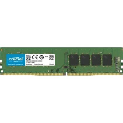 Crucial CT8G4DFRA266 memory module 8 GB 1 x 8 GB DDR4 2666 MHz