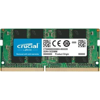 Crucial CT8G4SFRA266 memory module 8 GB 1 x 8 GB DDR4 2666 MHz