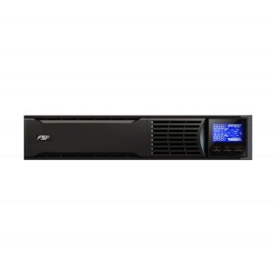 FSP/Fortron Champ Rack 2K uninterruptible power supply (UPS) Double-conversion (Online) 2000 VA 1800 W