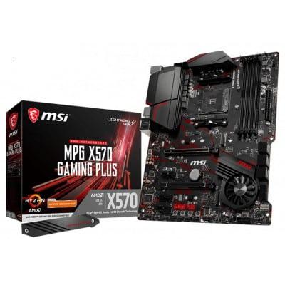MSI MPG X570 Gaming Plus μητρική κάρτα Υποδοχή AM4 ATX AMD X570