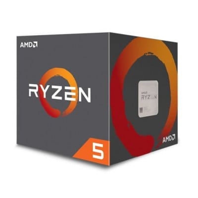 AMD Ryzen 5 1600 processor 3.2 GHz Box 16 MB L3
