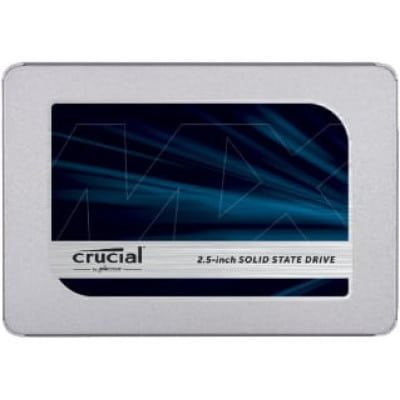Crucial MX500 2.5' 500 GB Serial ATA III