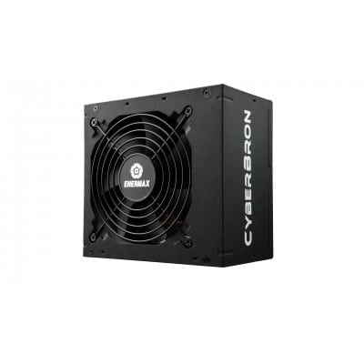 Enermax CyberBron power supply unit 600 W 24-pin ATX ATX Black