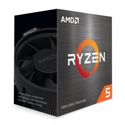AMD Ryzen 5 5600X processor Box 4.6 GHz 32 MB L3
