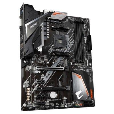 Gigabyte A520 AORUS ELITE μητρική κάρτα Υποδοχή AM4 ATX AMD A520
