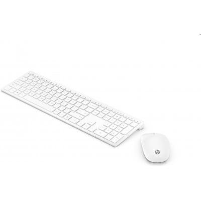HP Pavilion 800 πληκτρολόγιο RF Wireless Λευκό (Άσπρο)