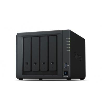 Synology DiskStation DS420+ NAS/storage server J4025 Ethernet LAN Desktop Black