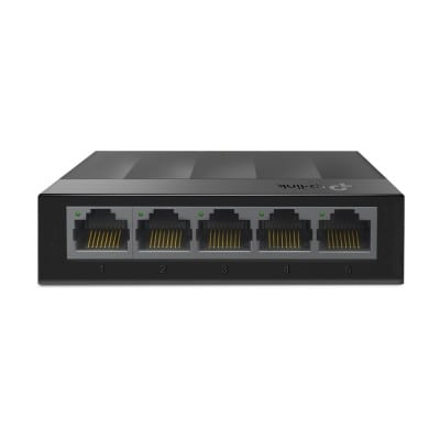 TP-LINK LS1005G Μη διαχειρίσιμος Gigabit Ethernet (10/100/1000) Μαύρο